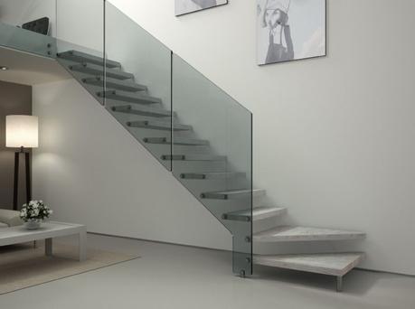 Escaleras voladas: : vanguardia en estado puro