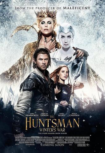 Las crónicas de Blancanieves, El Cazador y la Reina del Hielo: frozen
