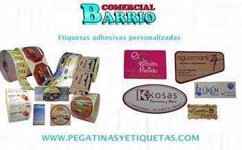 etiquetas adhesivas, etiquetas personalizadas, pegatinas, solo yo, decoración regalos, blog solo yo, regalos, decorar, empaquetar, Comercial Barrio, pegatinasyetiquetas