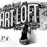Tipografía, lettering e ilustración. Así es el porfolio de Gemma O'Brien