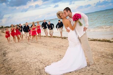 casamientos en la playa