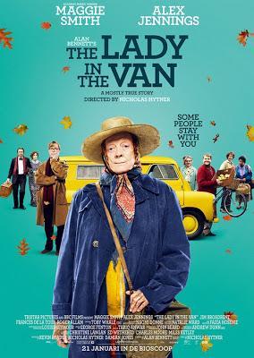 the Lady in the van Vídeo Reseña. Por Mixman