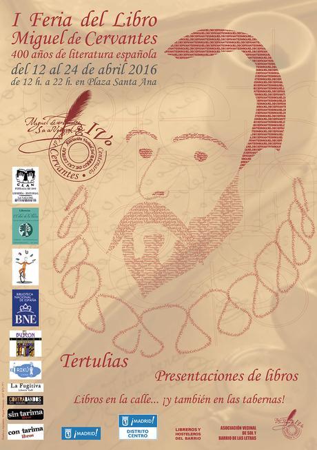 I Feria del Libro Miguel de Cervantes en Madrid