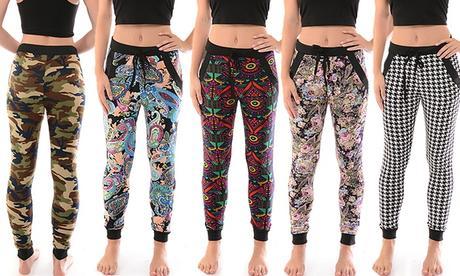 ¿Te sumas a la nueva tendencia de usar joggers pants?