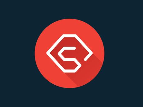 flat design logo 4