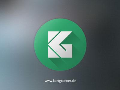 flat design logo 2