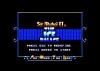 Primeras impresiones con Sir Ababol 2 para Amstrad CPC. ¡Ya era hora!