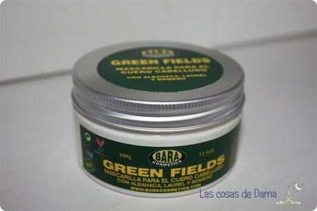 Green Fields de Bara Cosmetics