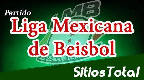 Sultanes de Monterrey vs Tigres de Quintana Roo en Vivo – Liga Mexicana de Beisbol – Sábado 16 de Abril del 2016