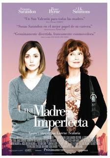 Una madre imperfecta- Trailer y poster