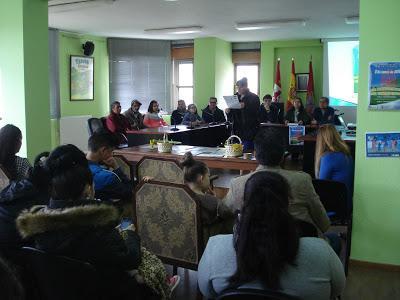 El Día Internacional del Pueblo Gitano en Cacabelos (El Bierzo)