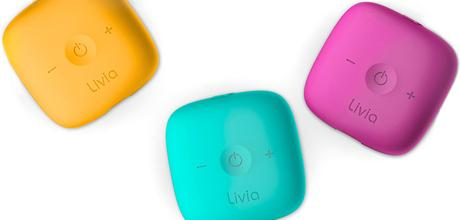 Livia, un wearable que anula el dolor menstrual