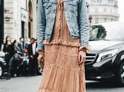 Street style inspiration; spring dresses.-