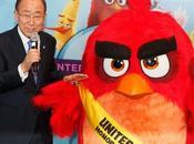 Angry Bird Contra Cambio Climático