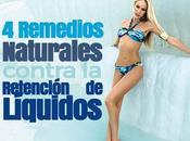 remedios naturales contra retención líquidos