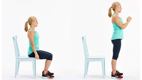 Ejercicios para perder peso faciles
