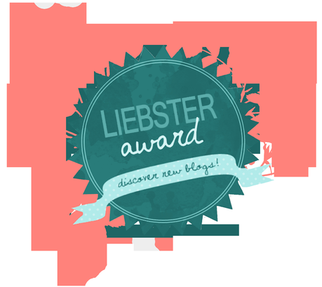 Premios: ¡Liebster award!