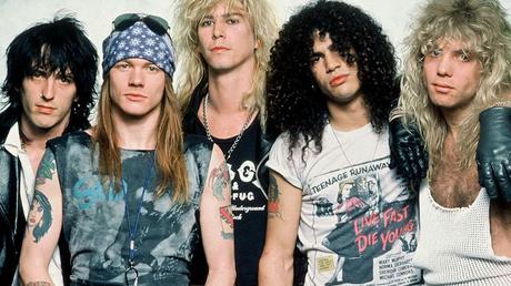 MUSIC MACHINE: November Rain - Guns n' Roses