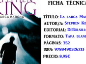 Reseña: larga marcha, Stephen King