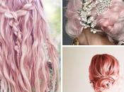 Hair Style♥Rosa Pastel