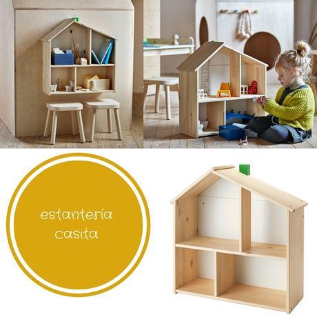 Flisat lo nuevo de ikea para los peques de la casa for Casita de madera ikea