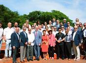 Visita delegación norteamericana Universidad Artes Cuba