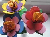Flores goma bombones para madre