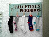 Calcetines perdidos