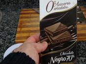 Brownie galletas Oreo