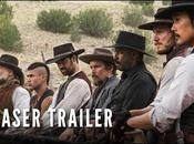 Magnificent Seven Teaser Trailer