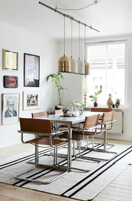 Mesa de comedor de revista paperblog - Miv interiores ...