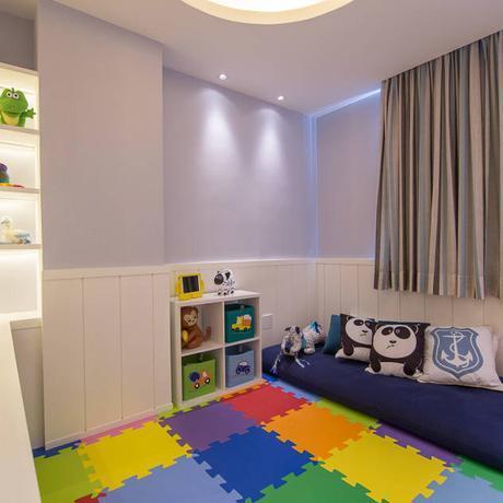 Dormitorios infantiles modernos de Duplex Interiores