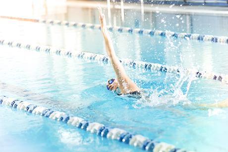 Tabla ejercicios para adelgazar nadando