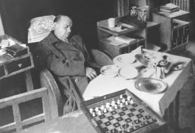 La muerte del Dr. Alekhine; una jugada secreta de la historia del ajedrez
