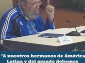 Fidel Castro: pueblo cubano vencerá. #7CongresoPCC #Cuba