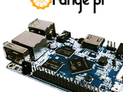 Placa clon Raspberry Pi:la Orange