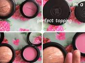 REVIEW Mineralize Skin Finish Perfect Topping Blush lover