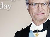 Suecia: cumpleaños Carlos Gustavo