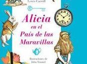 Alicia País maravillas Lewis Carroll