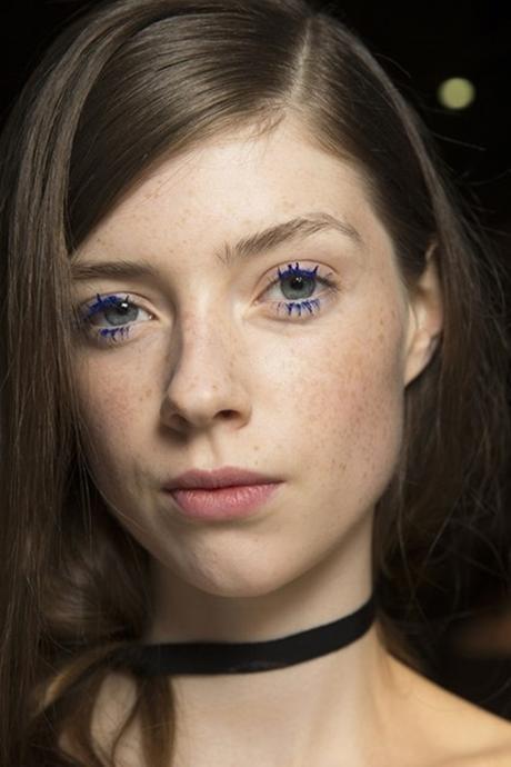 Beauty Trend: Blue-Eyed Girl
