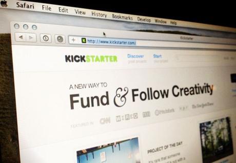 Kickstarter, plataforma que ha aprovechado las claves crowdfunding