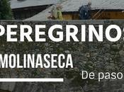 Molinaseca lugar paso pregrinos.Molinaseca passing place pilgrims. Camino Santiago tierras León.