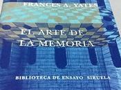 Arte Memoria Frances Yates