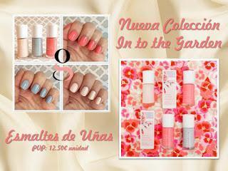 Esmaltes de uñas Mary Kay
