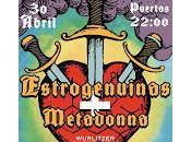 Estrogenuinas Metadonna Wurlitzer Ballroom