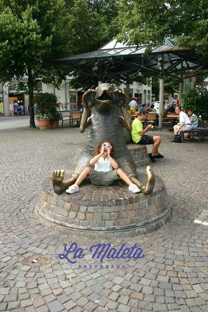 En Offenburg, Alemania