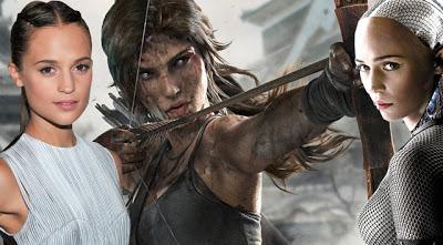 Alicia Vikander será Lara Croft en la nueva película de Tomb Raider