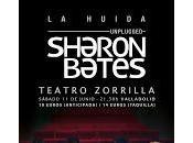 Sharon Bates Teatro Zorrilla formato único
