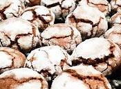 Tentación chocolate Galletas Crinkles