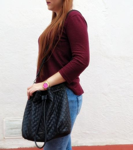 outfit bolso bissu bags